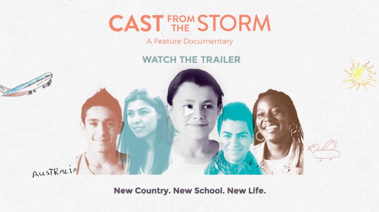 Cast From The Storm (2016)