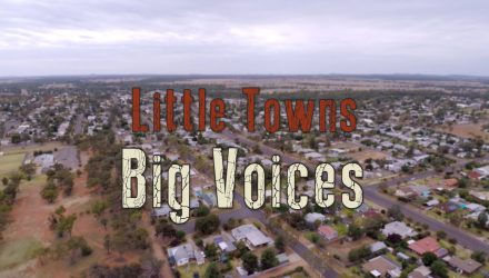 Little Town Big Voices (2016)